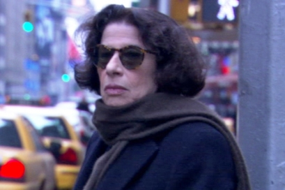 Fran Lebowitz. Photo credit: Martin Scorcese.