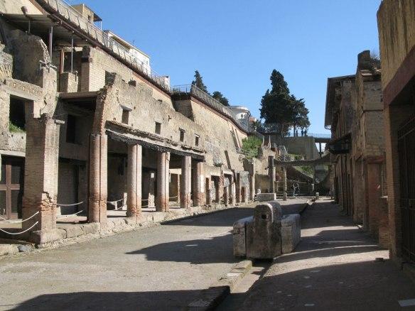 Herculaneum, photo courtesy of yourbesttravel.com