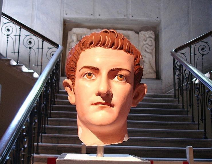 a bust of the emperor caligula essay Bust of caligula ad) (stone), roman / museo archeologico, venice population control short essay example the true and tried way of short essay on population control marble bust of the roman emperor caligula august ad 12 24 january ad approx.